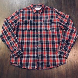 Ezekiel Button Front Shirt